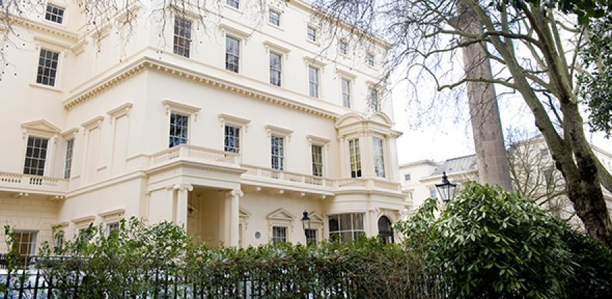 Photo of British Academy building London