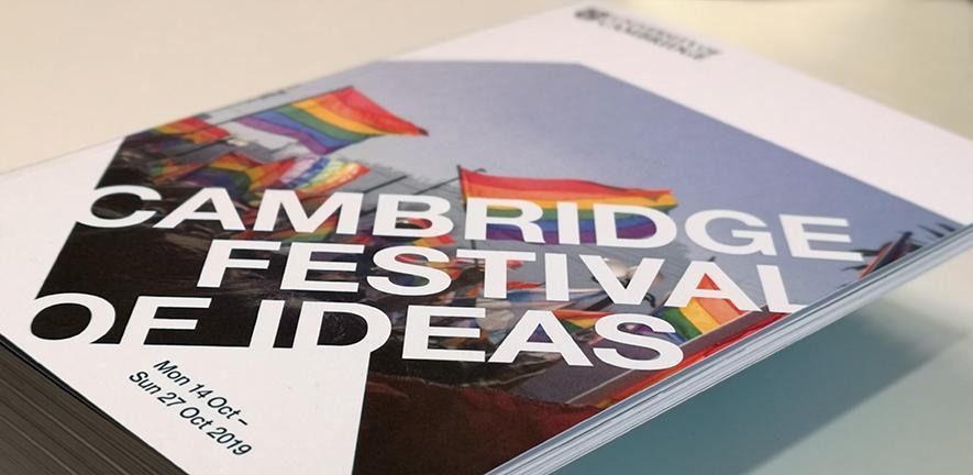 Cambridge Festival of Ideas 2019