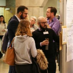 Delegates at the 2019 Language Sciences Annual Symposium