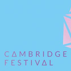 Cambridge Festival logo 2021