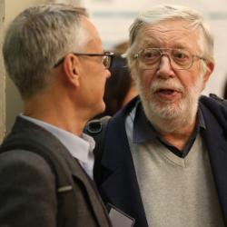 Dr Nick Saville & Prof. Peter Trudgill Annual Symposium 2019