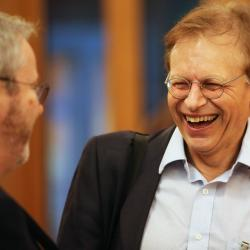 Dr Andrew Winnard & Prof. Stephen Levinson Annual Symposium 2019