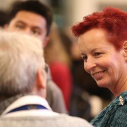 Dr Henriette Hendriks & Prof. Monika Schmid Annual Symposium 2019