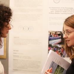 Poster exhibition at Language Sciences Annual Symposium 2019