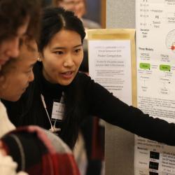 Yingcan Wang poster Annual Symposium 2019