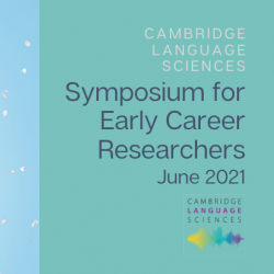 Photo of cherry blossom Early Career Researchers Symposium June 2021