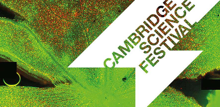 Cambridge Science Festival 2020 programme cover
